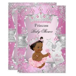 Pink Silver Princess  Ethnic
