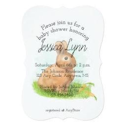 Rabbit Baby Shower