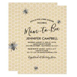 Rustic Vintage Mom to Bee