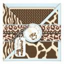 Safari Boy Invitations Square_bpimentel