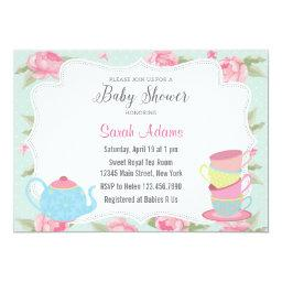 Shabby Chic Tea Party