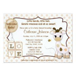 Bird baby shower invitations babyshowerinvitations4u bird baby shower invitations snickerdoodle giraffe baby shower filmwisefo Image collections