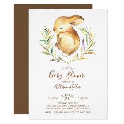 Sweet Little Bunny Baby Shower