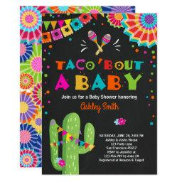 Taco Bout a Baby Fiesta Baby shower