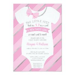 Two Little Feet Baby Shower