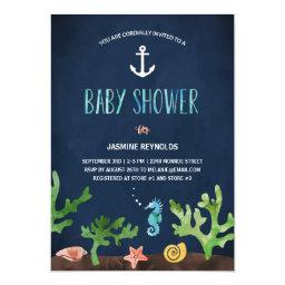 Under the Sea | Nautical Baby Shower