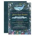 Under The Sea | Ocean Theme Baby Shower Invitations