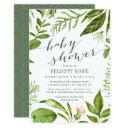 Wild Meadow | Botanical Baby Shower Invitations