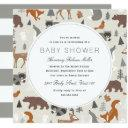 Woodland Animals Baby Shower